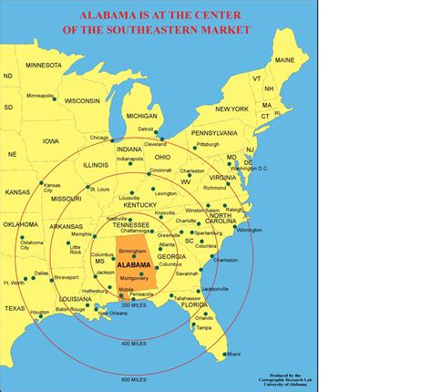 united states map with mileage scale alabama outline maps and map links