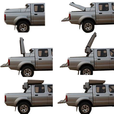 pickup truck bed cover dbt tonneau cover manufacturer from china