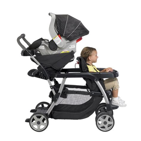 toddler car seat airport stroller graco ready2grow stand and ride stroller features