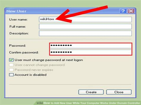 add  user   computer works  domain
