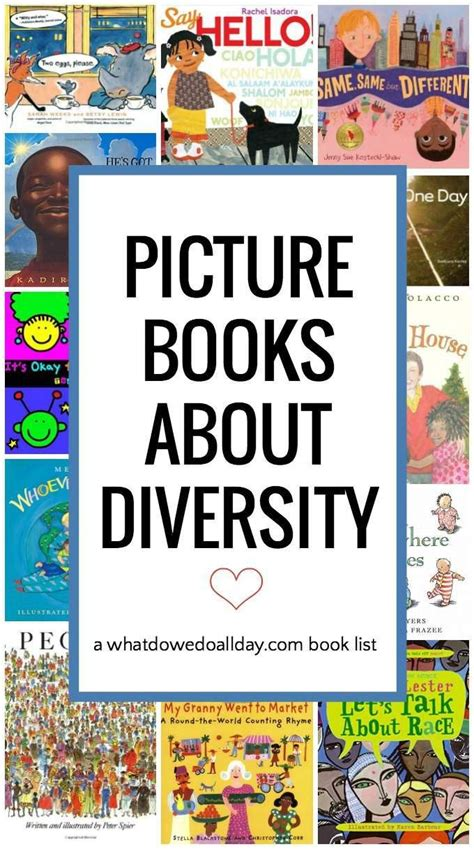 diverse picture books children s books about diversity and multiculturalism