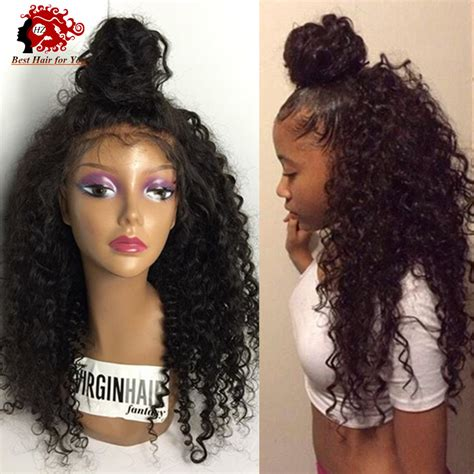 Wig Baby glueless lace wigs with baby hair wigs by unique