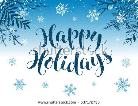 happy holidays card template holidays stock images royalty free images vectors