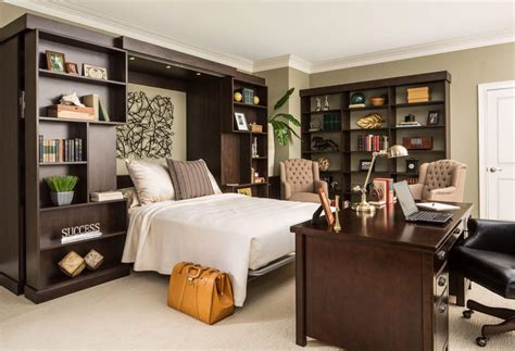 atlanta custom home office home office spacemakers modern atlanta murphy beds murphy beds spacemakers