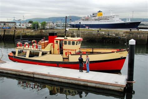 titanic boat company our fleet picture of titanic boat tours belfast
