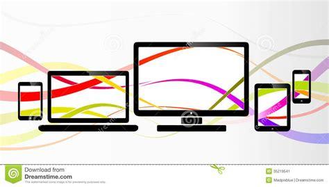 web layout vector web design stock image image 35219541