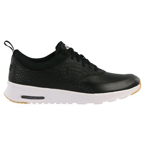 nike air max thea premium sneaker nike air max thea ultra premium textile schuhe turnschuhe
