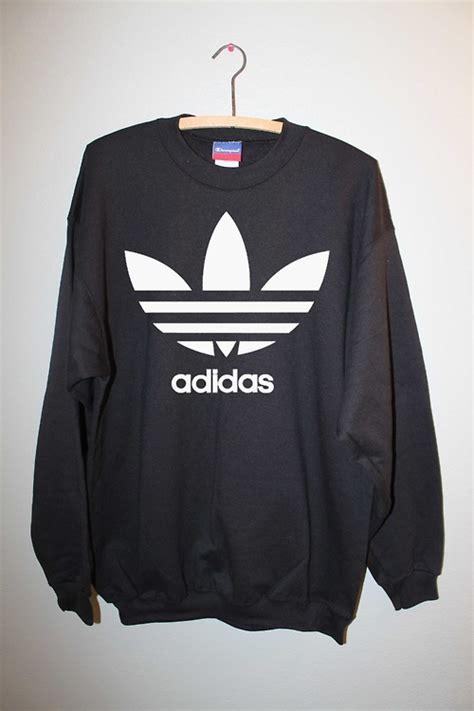 Sweater Adidas Vintage Adidas Sweatshirt