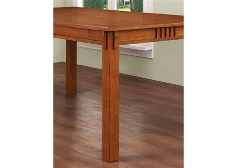 light oak dining room furniture brothers furniture light oak rectangular dining table