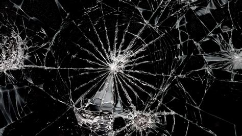 cracked screen black windows background wallpaper cracked fake background help center
