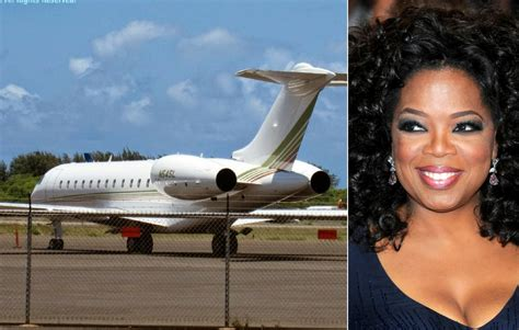 oprah winfrey jet celebrities who only fly private because first class is
