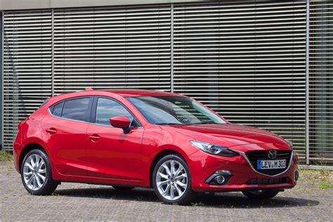 New Mazda 3 2014 Pictures Auto Express
