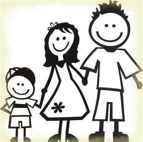 imagenes para dibujar la familia dibujar im 225 genes de familia en dibujos para colorear