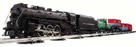 new york central flyer freight set air whistle version 4 4 2 steam loco 8632