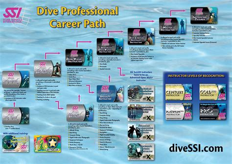 dive ssi cours dive guide