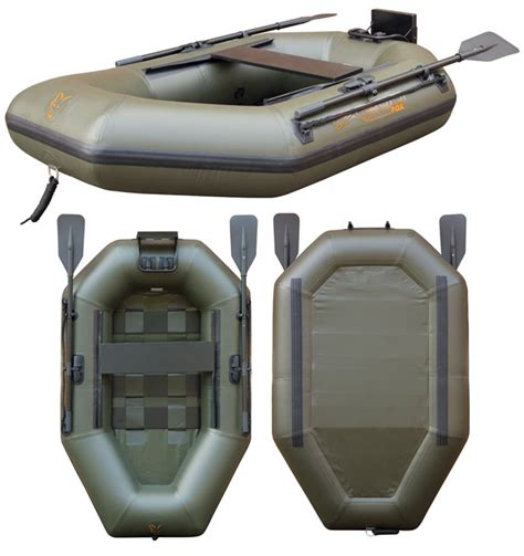 carp fishing inflatable boat tackle tuesday fox fx inflatable boats angling direct