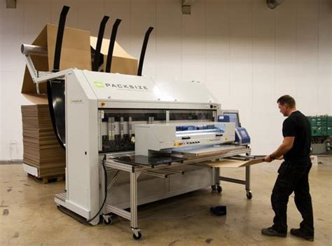 Paper Corrugated Box Machinery - ebn frank cavallaro is on demand packaging ready to