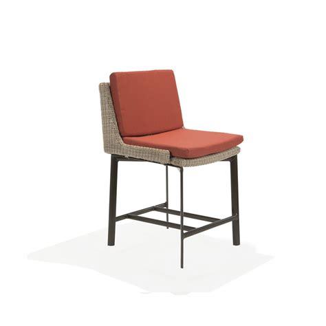 Armless Balcony Stool With Optional Seat Pad Krt Armless Patio Chairs