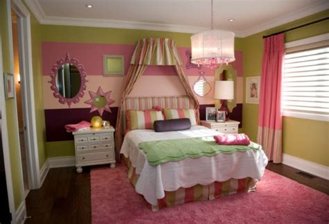 pink and green bedrooms bedroom design tips for a young girl s room