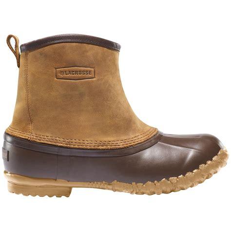 la crosse boots lacrosse 174 trekker ii pac boots brown 581864 winter