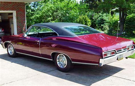 Lulia Sporty Vs67 67 chevy ss427 z24 maroon w blck vinyl top chevrolet impala 67 68 69 vinyls