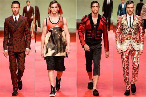 design clothes in spanish dolce gabbana s bullfighting boys of spring summer 2015