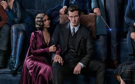 actress in fantastic beasts 2 the new fantastic beasts 2 cast photo revealed way more
