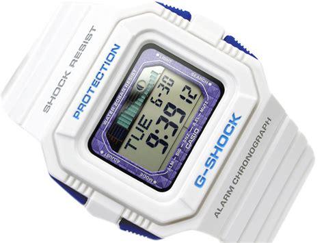 Casio G Shock Glx 6 900 7 Putih g shock glx 5500 2009 casio archive