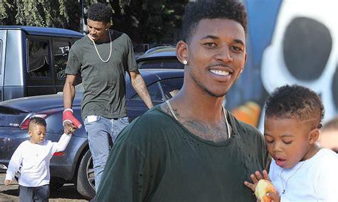 matching boyfriend haircut for women iggy azalea s boyfriend nick young sports matching haircut