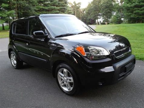 Kia Soul Mpg Purchase Used 2010 Kia Soul Plus Wagon 16 Quot Alloys 5