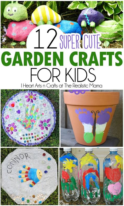 Craft Ideas For The Garden Garden Craft Ideas Phpearth 17 Best Images About Garden