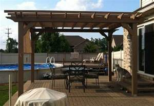 12x12 Pergola by 12 X 12 Pergola Kits Wood Pergolas For Sale Alan S