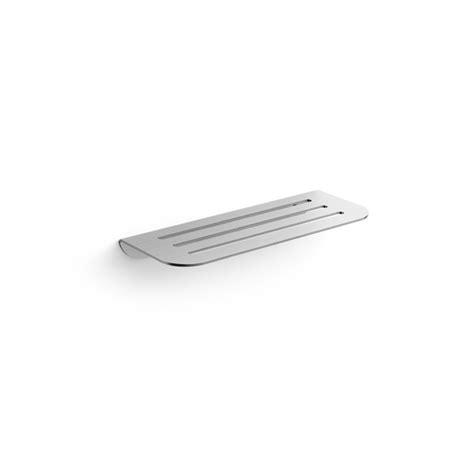 mensola inox mensola per box doccia in acciaio inox con finitura