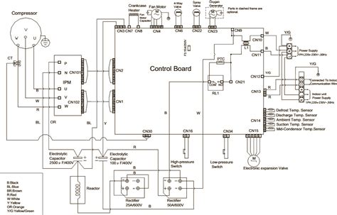 nordyne wiring diagram air conditioner nordyne thermostat