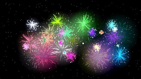 3d Hd Spectacular Fireworks Display Show Animation Extreme Fireworks Animation For Powerpoint