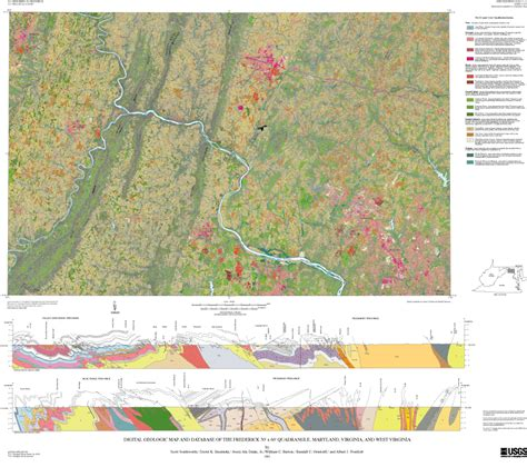 maryland bedrock map maryland bedrock map 28 images geologic map of the