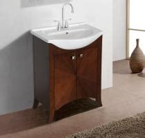 22 Inch Narrow Depth Console Bath Vanity Custom Options