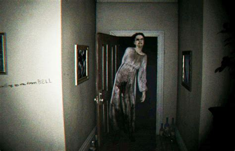 film horror game silent hills demo turned into a found footage film