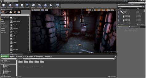 game design video tutorial new unreal blueprints 3d rpg game design tutorial being