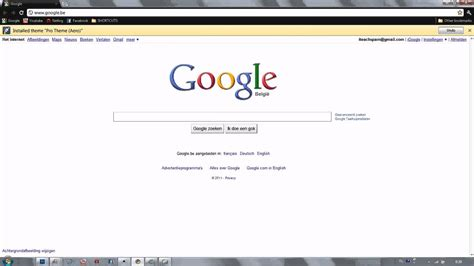 theme youtube google chrome how to get the best google chrome theme youtube