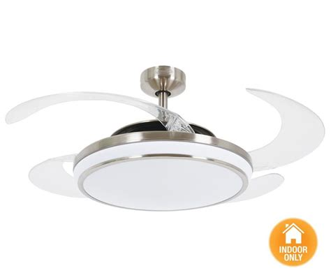ceiling fan with clear retractable blades and light 1000 ideas about ceiling fans with lights on