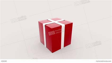 Gift Opening - gift box opening stock animation 434340