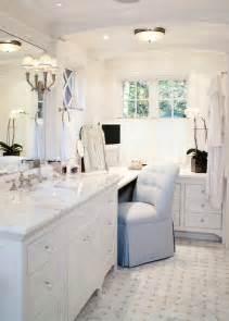 Oil Rubbed Bronze Chandelier L Shaped Bathroom Vanity Design Ideas