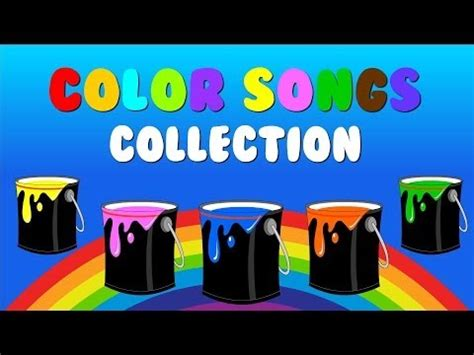 colors with kiwi learning with kiwi volume 1 books quot color songs collection vol 1 quot learn colors sing