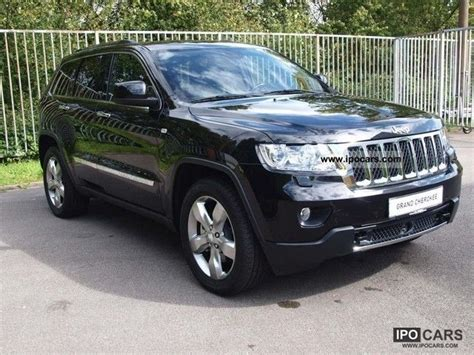 2012 Jeep Grand Specs 2012 Jeep Grand 3 0 Crd Overland 20 Inches