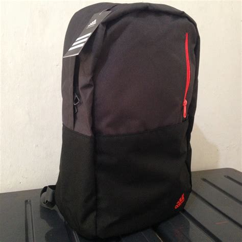 Tas Adidas Kecil jual tas punggung adidas versatile block hitam sportsite