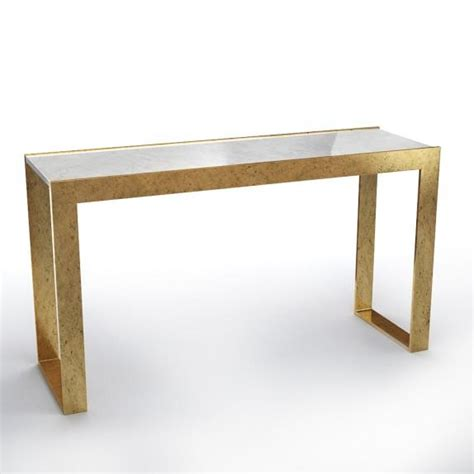 gold console table seneca gold console table