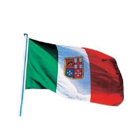 mercantile italiana bandiera stoffa marina mercantile italiana