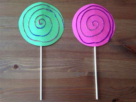 lollipop craft lollipop craft craft preschool craft story