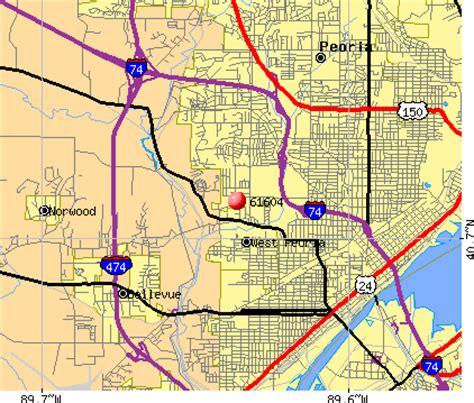 zip code map peoria il 61604 zip code peoria illinois profile homes